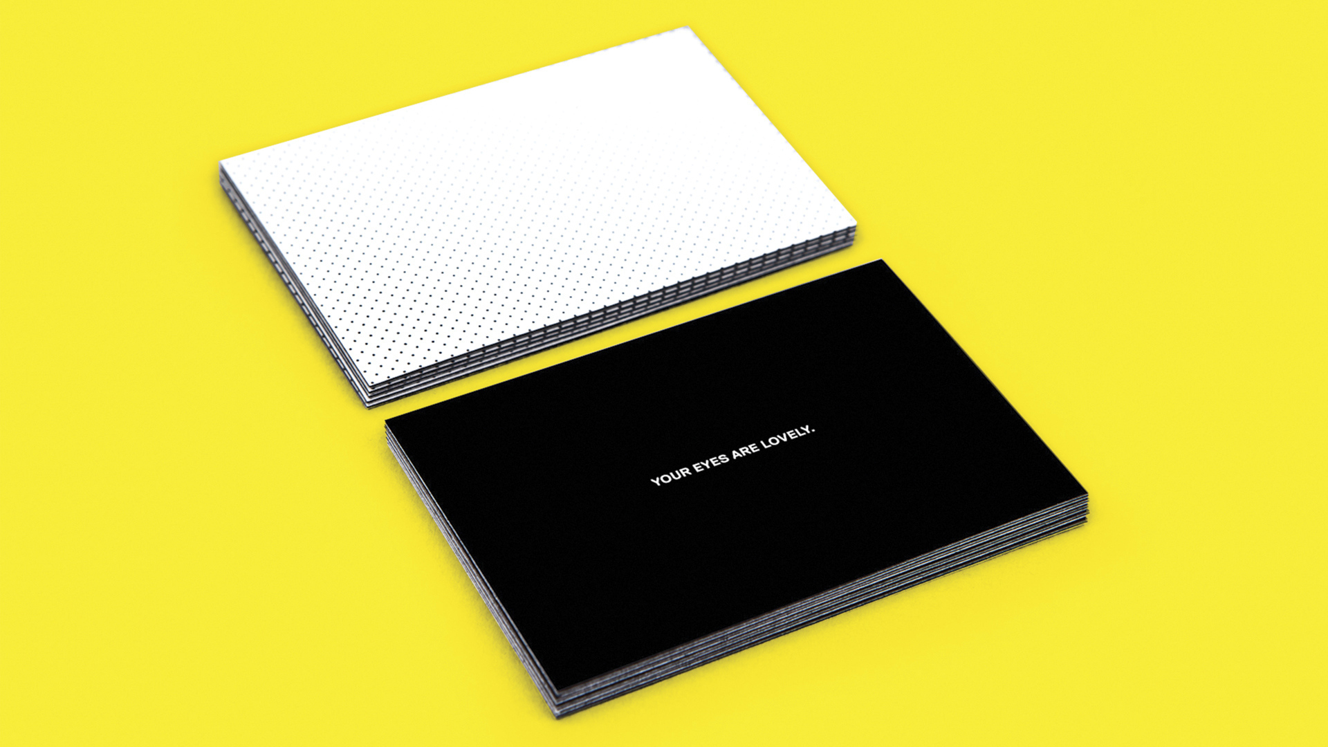 halftone satisfaction — the luxe project by moo – sagmeister