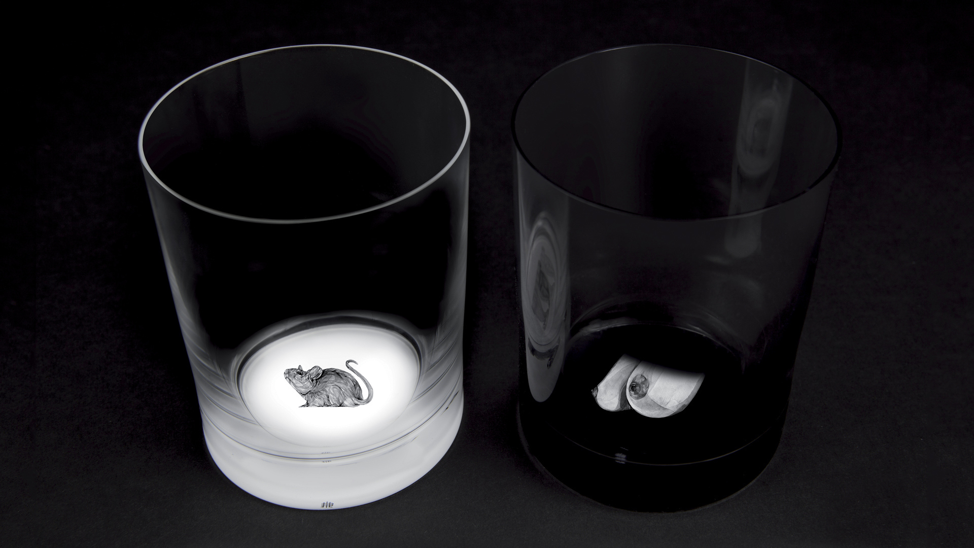 7 Deadly Sins Wine Glasses Seven Deadly Sins Sagmeister Walsh