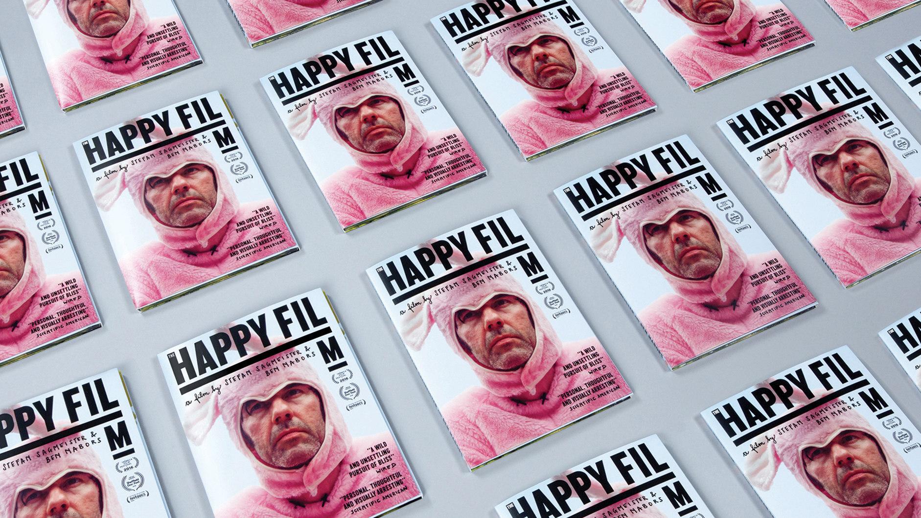 Happy Film Packaging – Sagmeister & Walsh