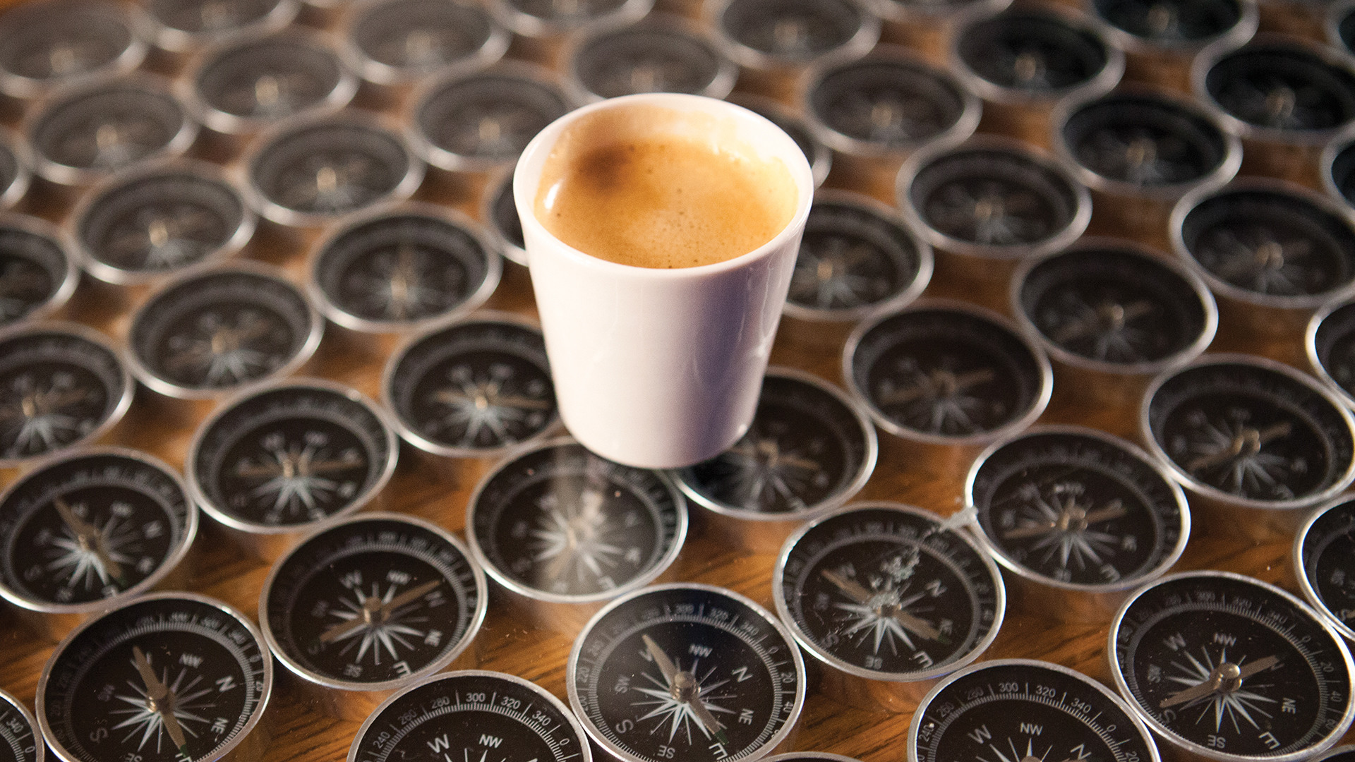 Compass Table Sagmeister Amp Walsh