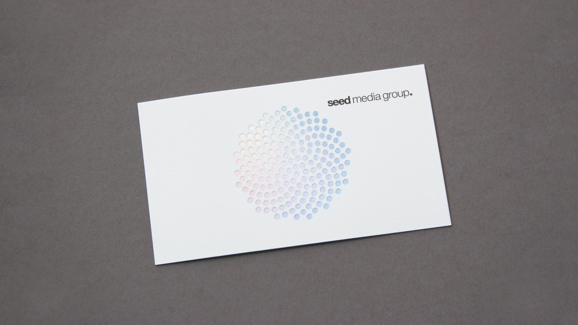 Seed Logo – Sagmeister & Walsh