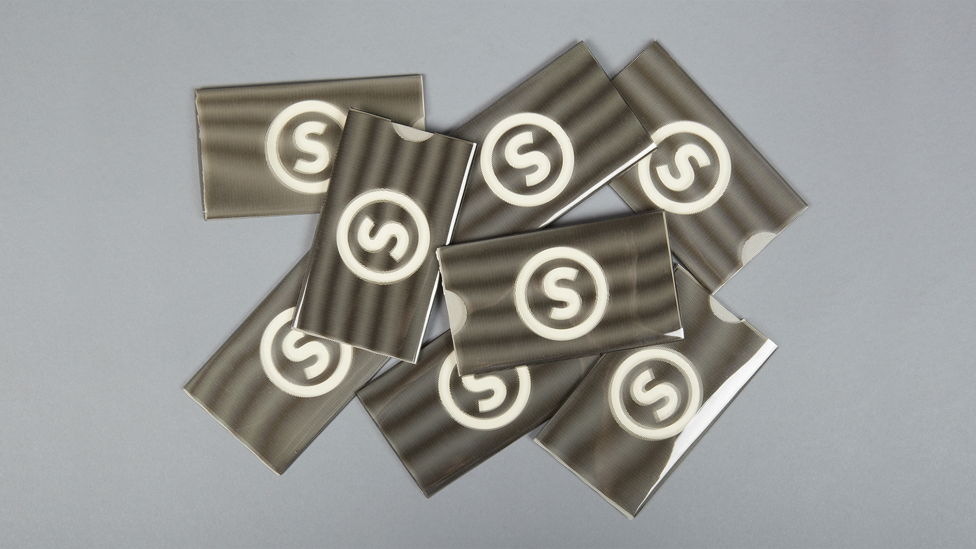Sagmeister Inc. Business Card One – Sagmeister & Walsh