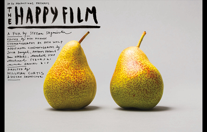 Happy Film Poster, Pears